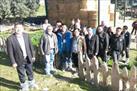Fotografía de la noticia: Optimismo de los criadores caprinas implicados en la visita de la delegación china a España