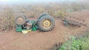 ACCIDENTES AGRARIOS