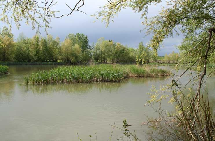 La lluvia en verano en la cuenca del Segre se ha reducido un 45% en los últimos 60 años