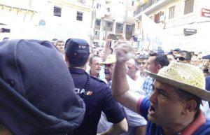 REGANTES CARTAGENEROS PROTESTAS 2