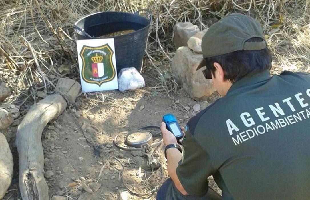 Desmantelan varias redes dedicadas al furtivismo en distintas provincias de CLaMancha