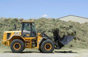 GRA029 VALLADOLID, 28/07/2013.- El cultivo de alfalfa se mantiene en Castilla y León pese al declive de la ganadería, gracias a que la mayoría de la producción se exporta, principalmente a países árabes, donde existe mucha demanda para el equino, y a que China cada vez se interesa más por este alimento para el ganado. EFE/NACHO GALLEGO