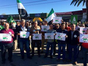 TUBERCULOSIS BOVINA PROTESTAS TRUJILLO 4