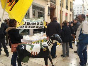 CABREROS LECHE DE CABRA PROTESTAS 2
