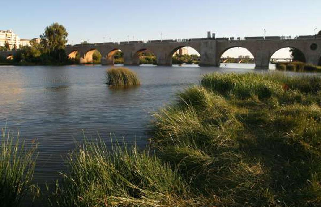 Los embalses extremeños del Tajo están al 55% y los pantanos del Guadiana, al 57%
