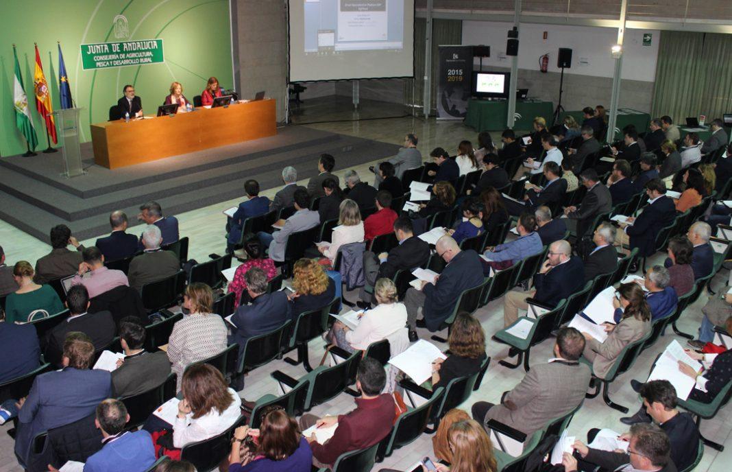 Andalucía reúne a más de 80 entidades de 8 países para impulsar la competitividad del agro con el Big Data