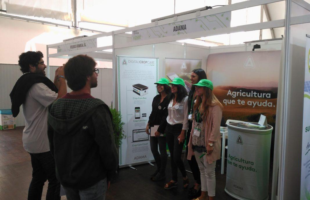 Adama promociona el talento para buscar soluciones sencillas a los retos del sector en el Agrohackaton