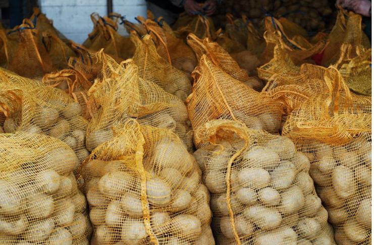 De nuevo intentan vender patata francesa por española, esta vez le toca a Carrefour