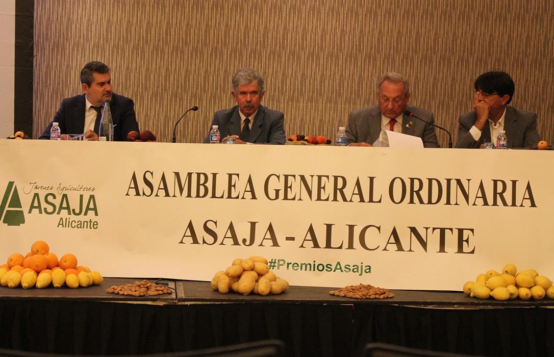 Los Premios ASAJA Alicante cumplen una década reconociendo el desarrollo agrario de la provincia