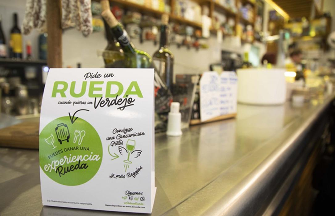 La D.O. Rueda obsequia con premios a todo aquel consumidor que pida «las cosas por su nombre»
