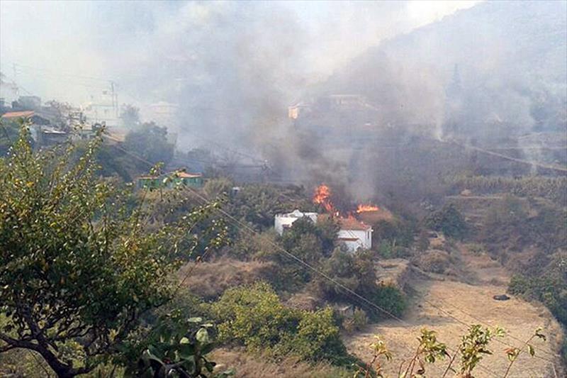 Incendios forestales: La campaña de este año comienza con un 77% menos de superficie quemada