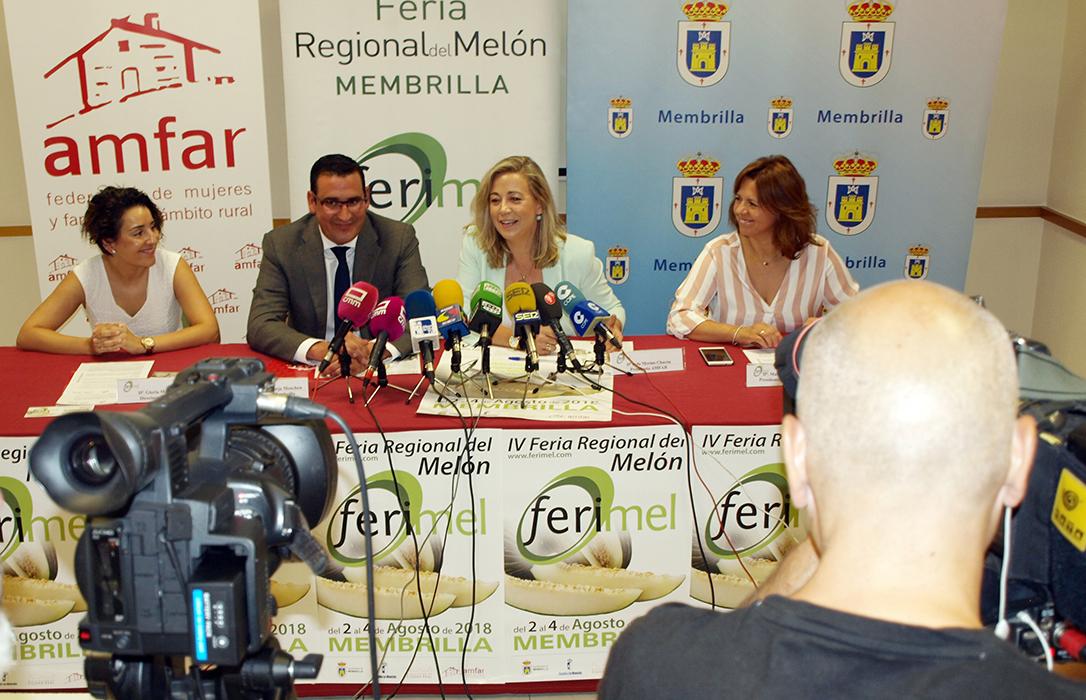 La cuarta edició de FERIMEL reunirá a 55 expositores del 2 al 4 de agosto en Membrilla