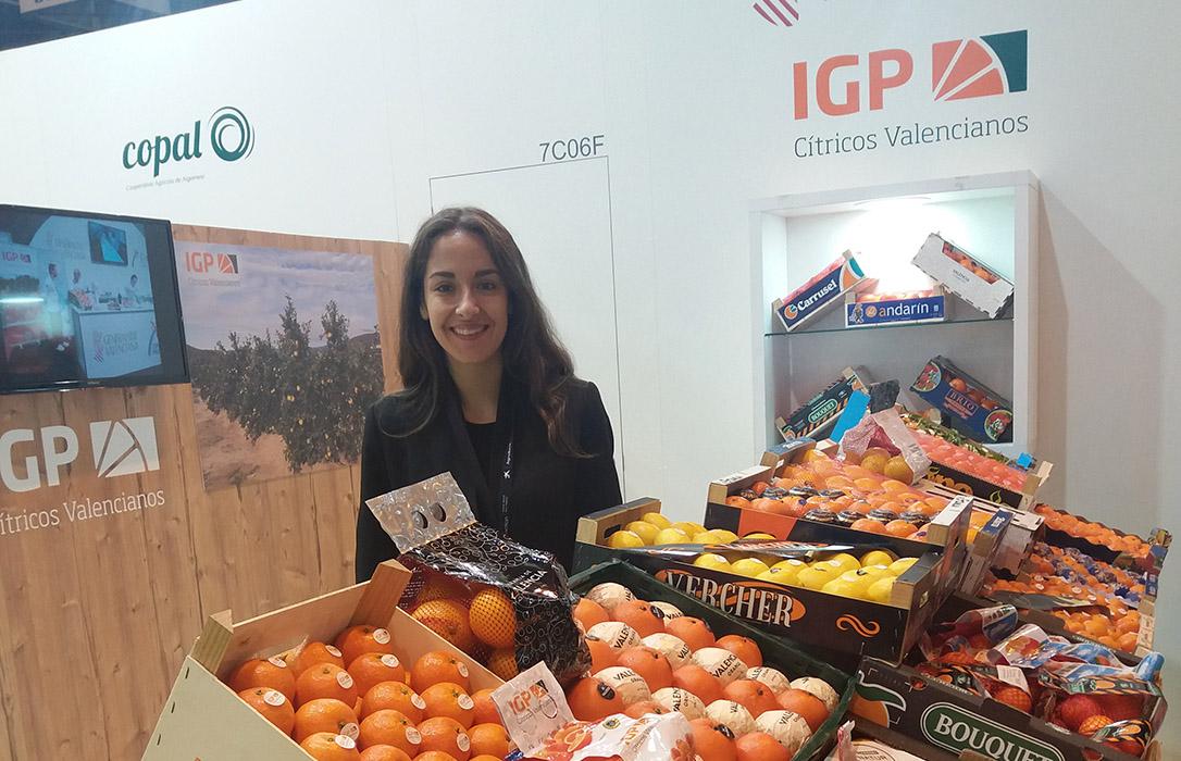 IGP Cítricos Valencianos quiere abanderar la internacionalización en Fruit Attraction 2018