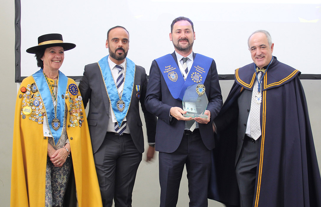 Vicente Gandía reconocida como la mejor Bodega Europea por el Consejo Europeo de Cofradías Enogastronómicas