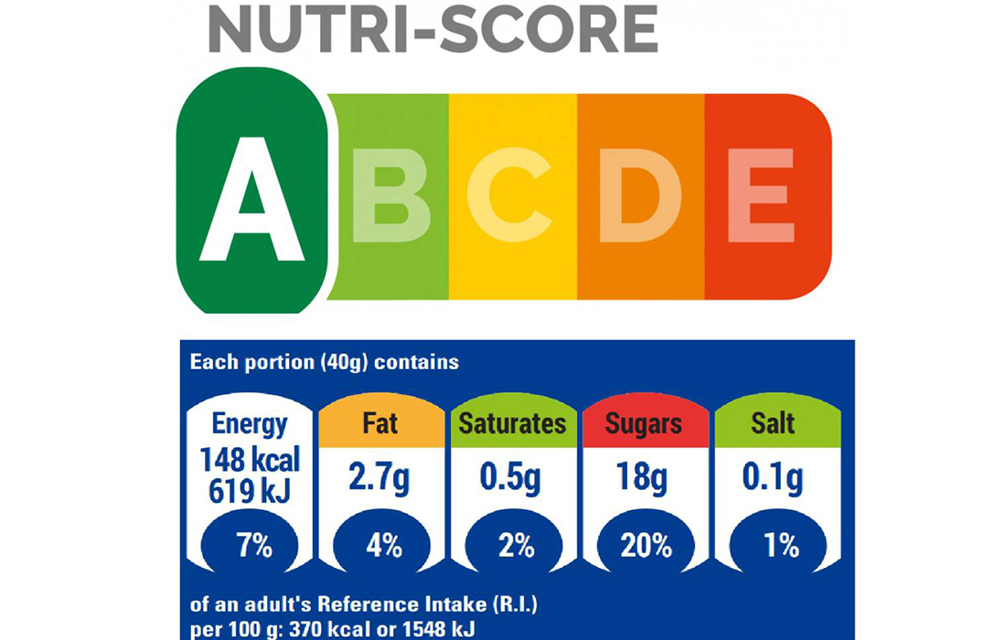 Sanidad implantará su propio semáforo de cinco colores en el etiquetado de alimentos y bebidas