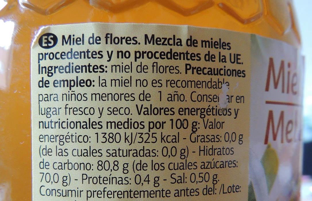 Cooperativas insiste en proponer la inclusión del porcentaje de origen en el etiquetado de la miel