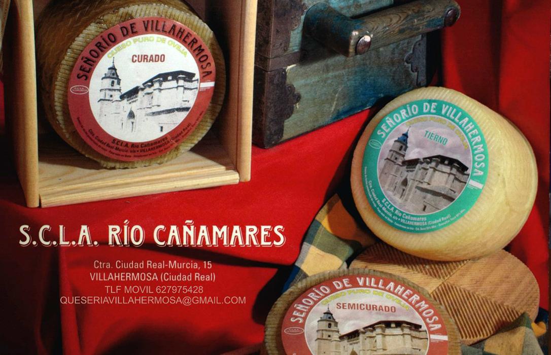 Reconocimiento mundial para tres quesos de una pequeña cooperativa de Villahermosa, en el Campo de Montiel