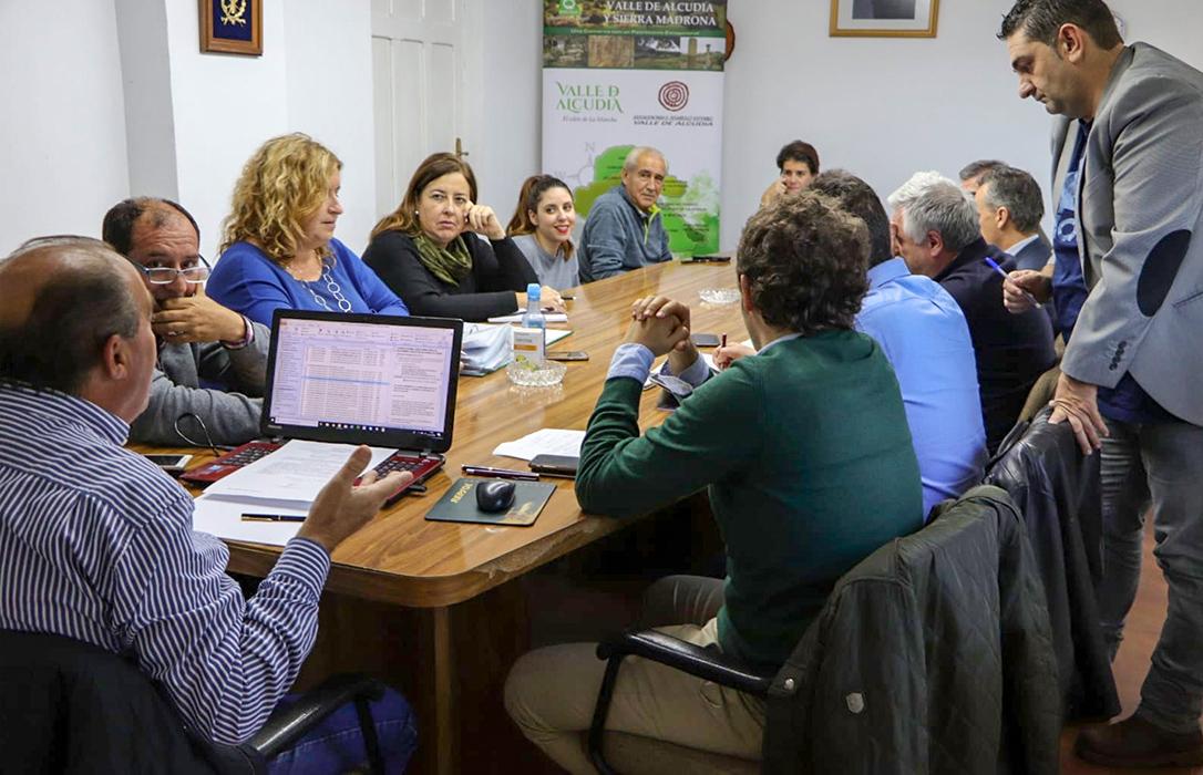La ADS Valle de Alcudia autoriza más de 600.000 euros de ayudas LEADER para otros siete proyectos en la comarca