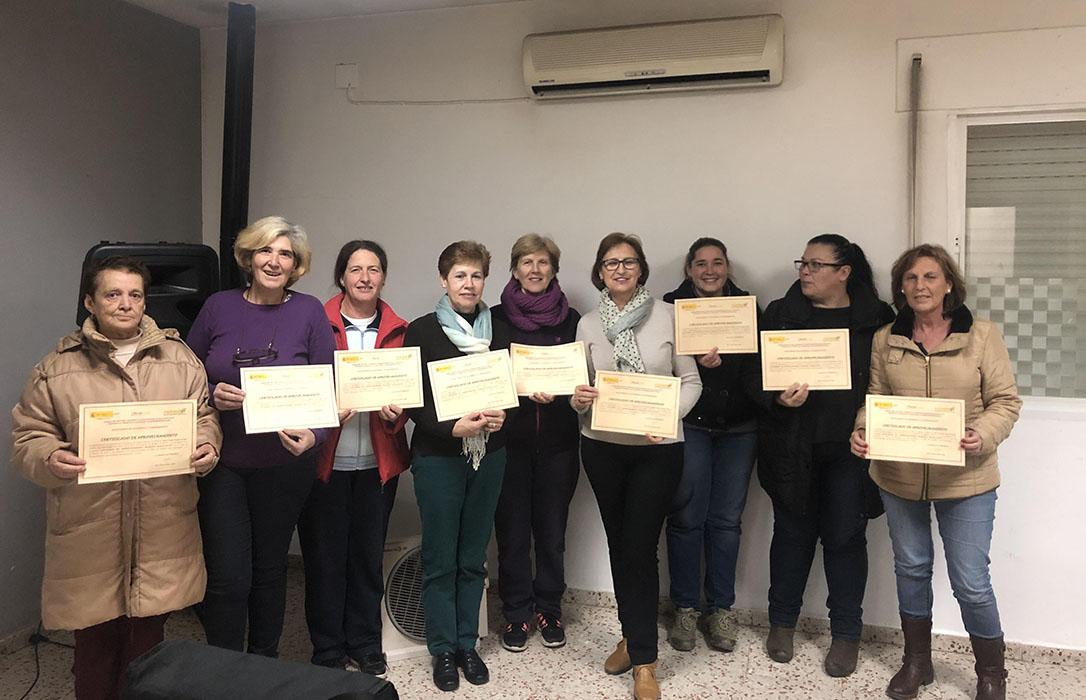 Fademur cierra el programa Ruraltivity con un taller en Gargüera de la Vera