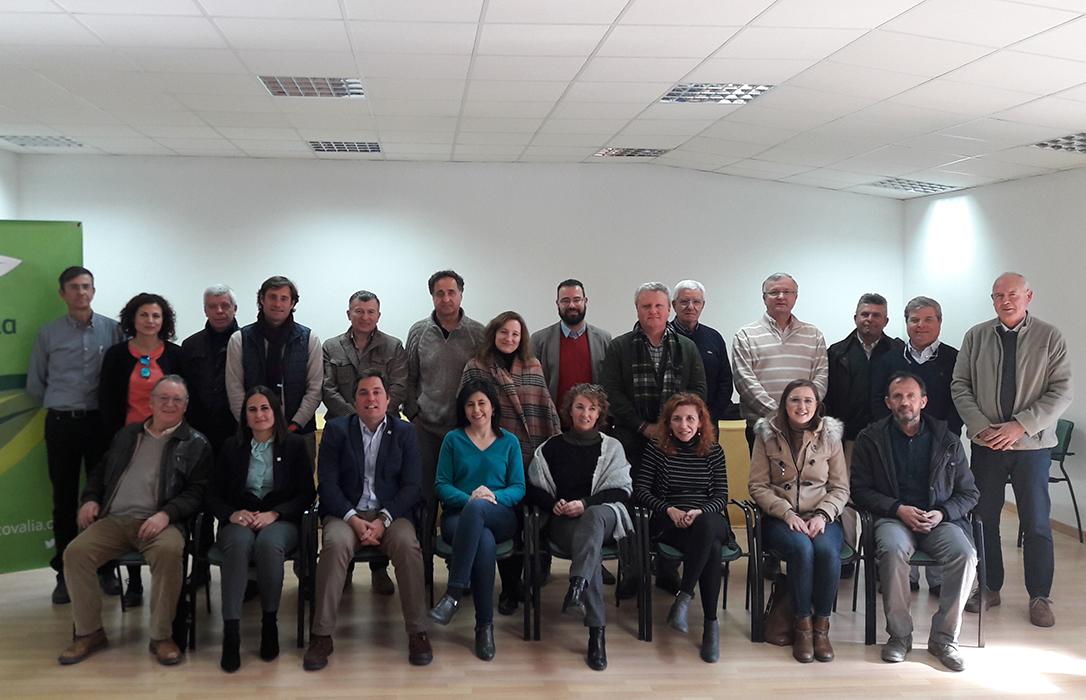 Ecovalia renueva a su junta directiva con el reto de aumentar la proyección internacional