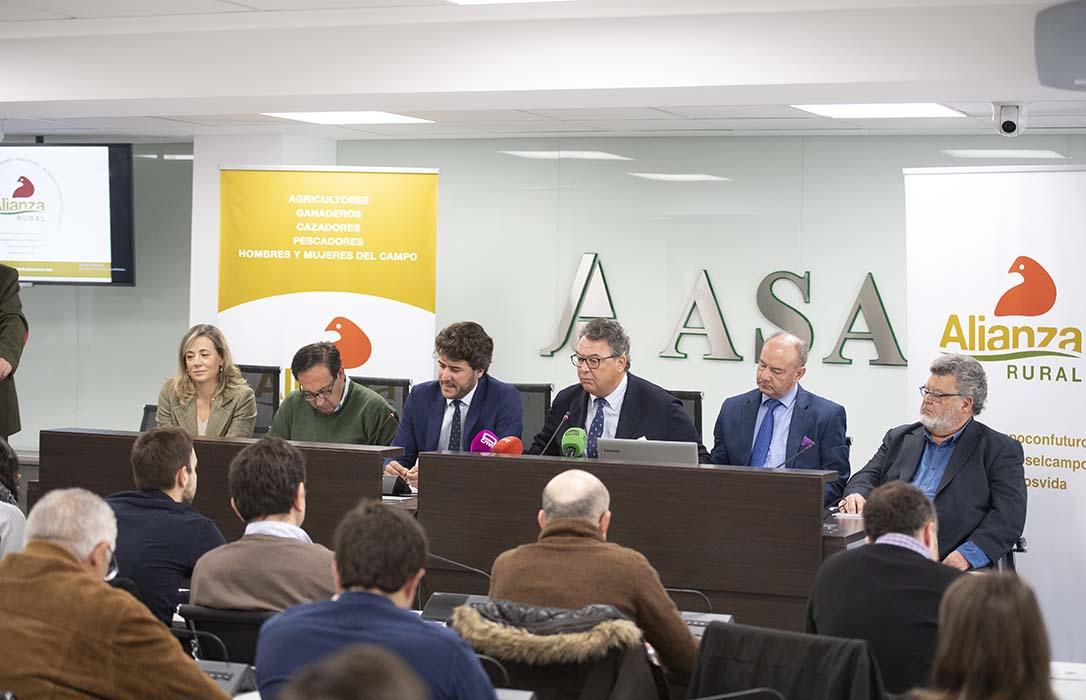 Nace Alianza Rural, la entidad que quiere dar voz a los hombres y las mujeres del campo español