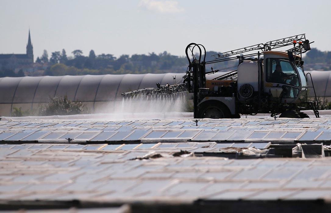 Francia firma un acuerdo para limitar el uso de fitosanitarios pero asume que las alternativas no son accesibles