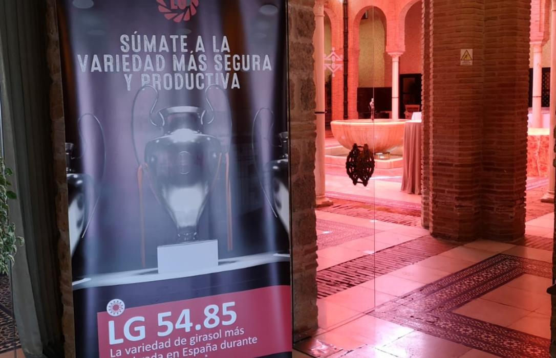 Éxito de la I Jornada Técnica de semillas LG sobre el girasol realizada en Andalucía