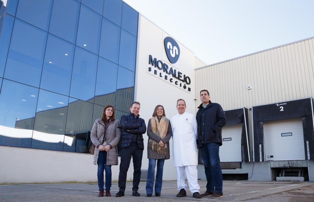 La mayor transformadora de ovino de España invierte seis millones en su nueva planta para exportar a EEUU
