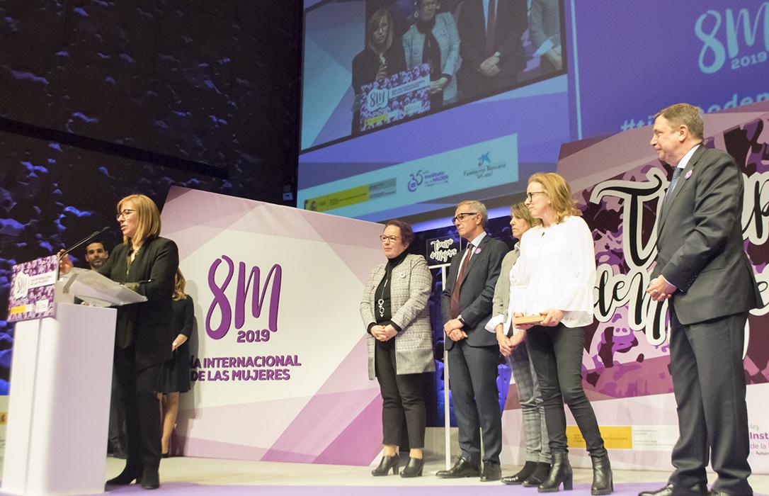 El cooperativismo feminista de FADEMUR en Palencia, premio a la Igualdad 2019 del Instituto de la Mujer