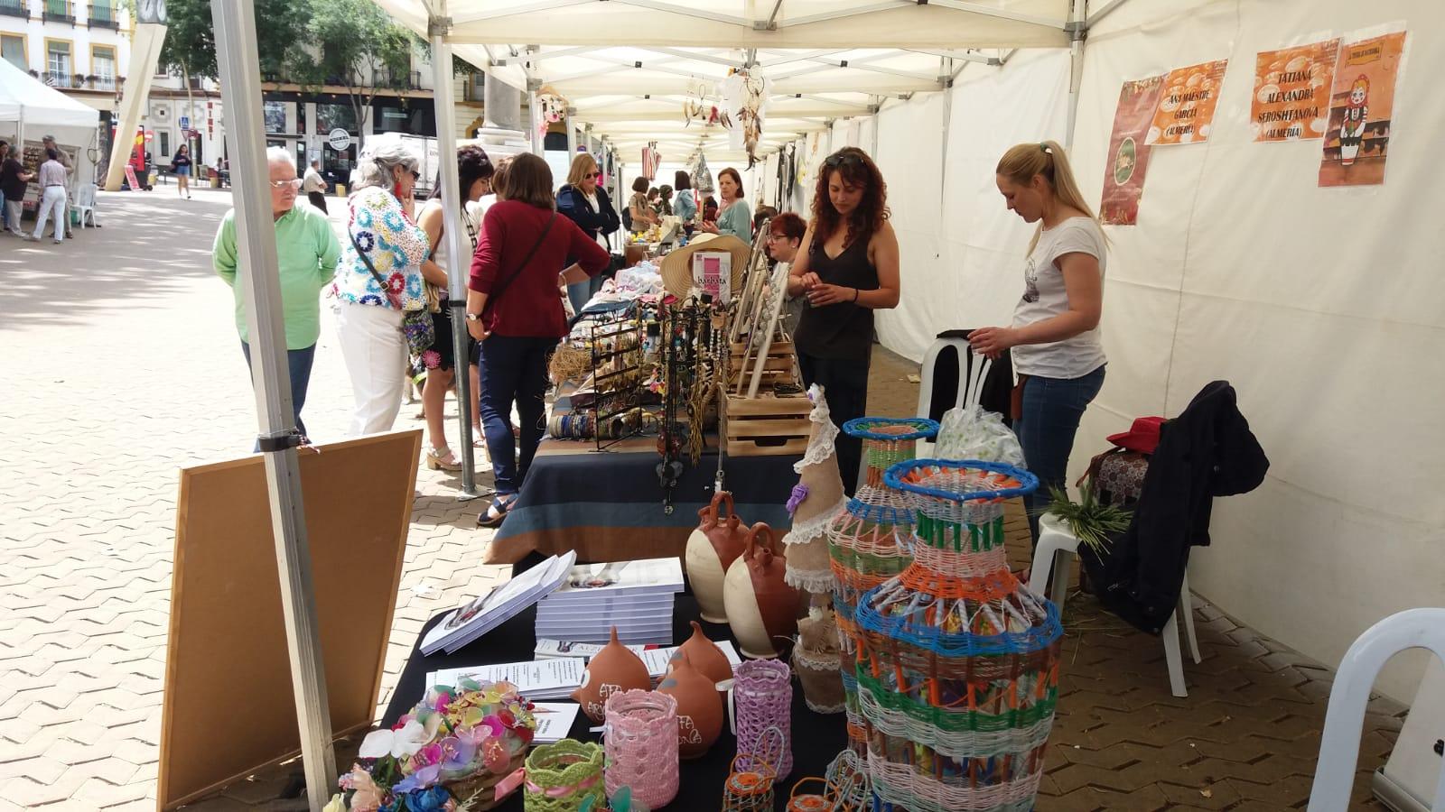 Fademur Andalucía celebra REDMUR, tercera edición de la Feria de Artesanas y Emprendedoras rurales