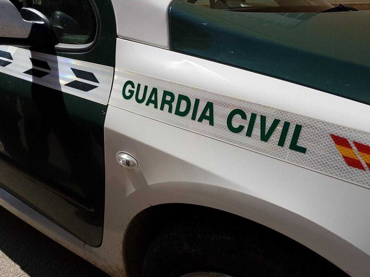 Dos detenidos por robo utilizaban un tractor aprovechando San Isidro para no levantar sospechas