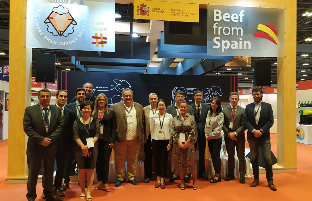 Provacuno aprovecha la reciente apertura de Singapur a la carne de vacuno española para su promoción en ese país