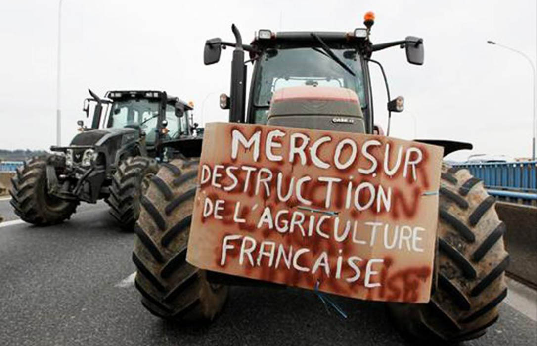Francia hará un debate público antes de decidir si da luz verde al acuerdo UE-Mercosur