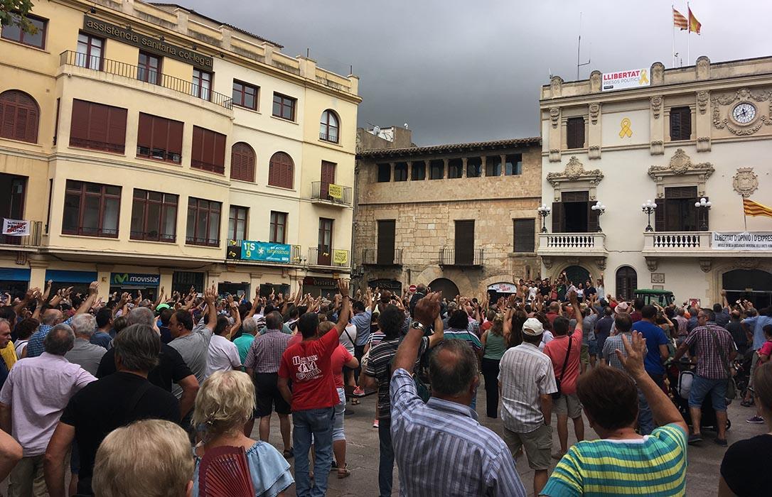 Los viticultores catalanes convocan una huelga el día 5 por unos precios de hace 20 años
