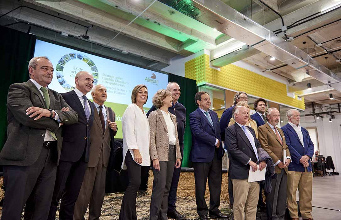 La Alianza Rural mediará para que los grandes sectores empresariales abran una ventana al campo