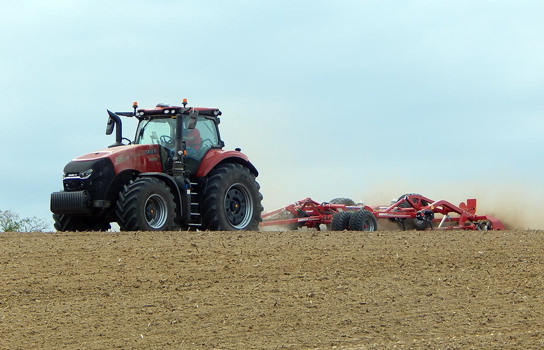 Case IH presenta sus nuevas novedades para la cosecha y el empacado basadas en la opinión de los agricultores