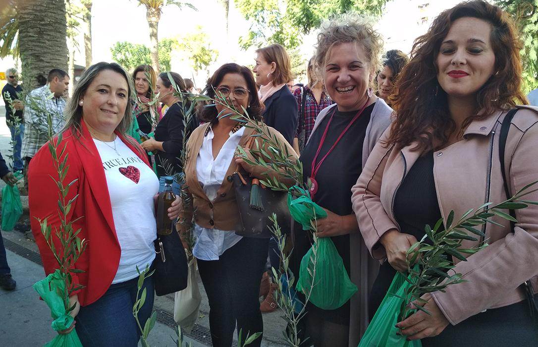 Encuentro regional de CERES Andalucía: La agricultura y la alimentación consciente, aliadas de las mujeres rurales