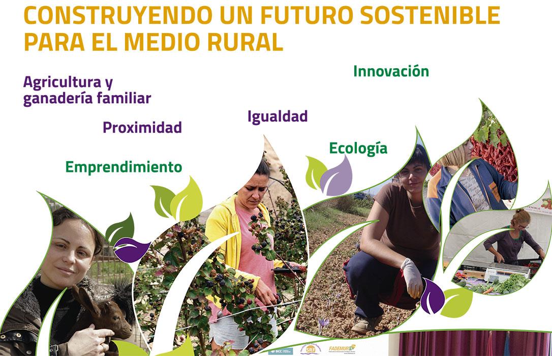 FADEMUR congregará a medio millar de mujeres por el Día Internacional de las Mujeres Rurales