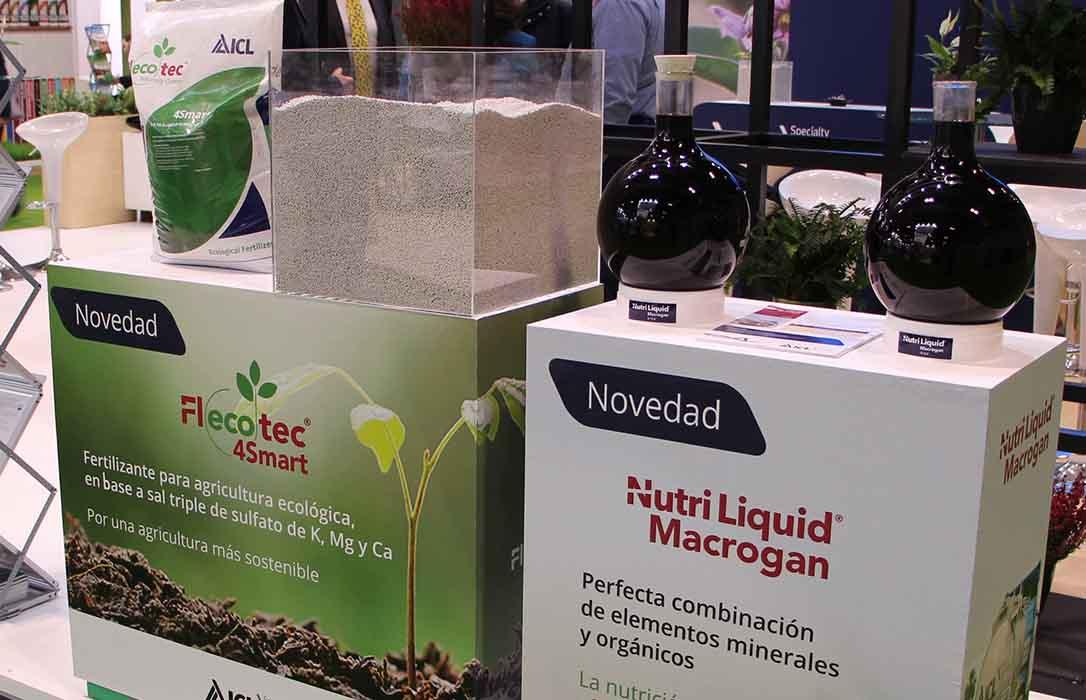 ICL lanza Flecotec 4Smart, un fertilizante único y 100% ecológico