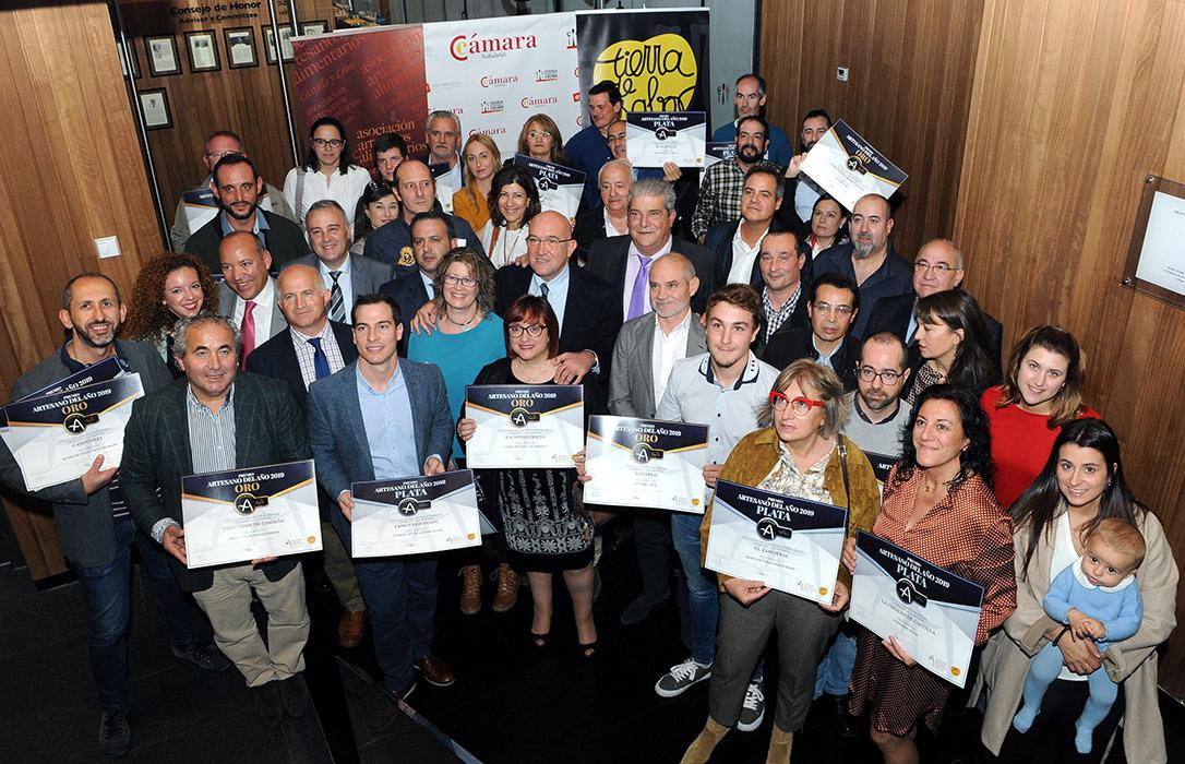 Premios Artesano: El 92% de los artesanos alimentarios están en el medio rural y fijan la población
