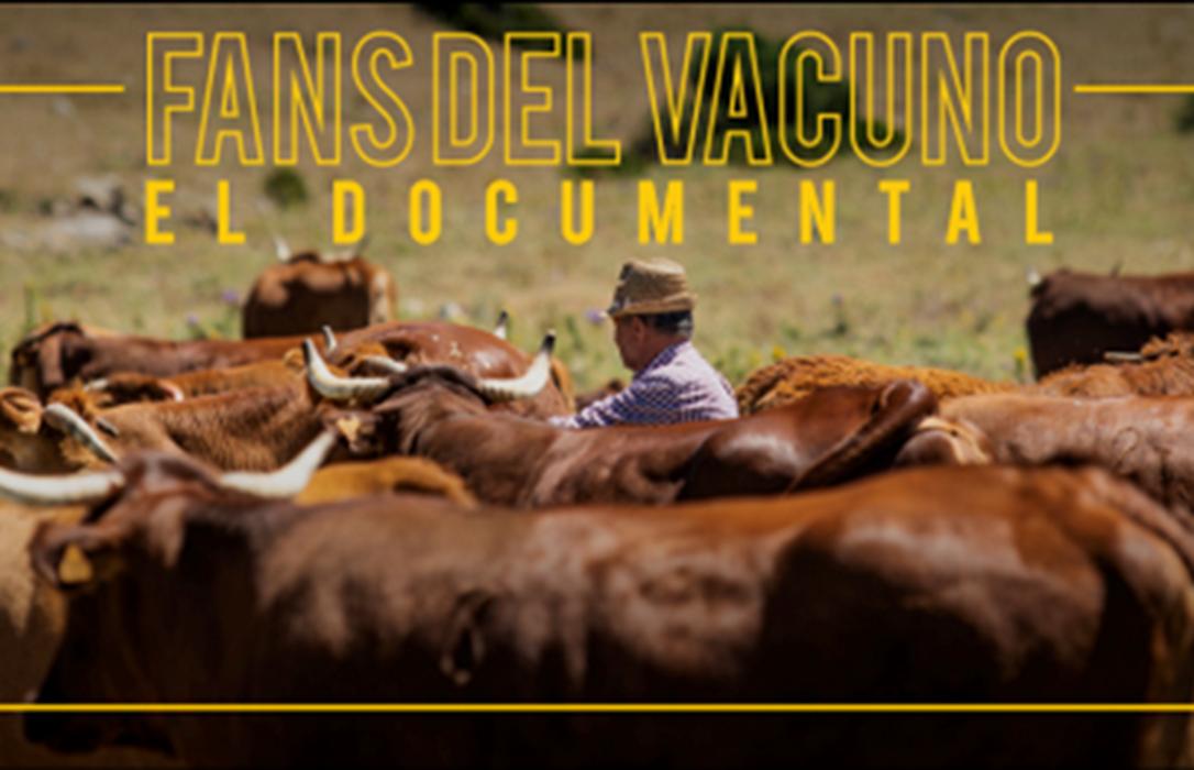Provacuno salta de las cavernas al fin del mundo en su tercer capítulo del documentalFans del Vacuno