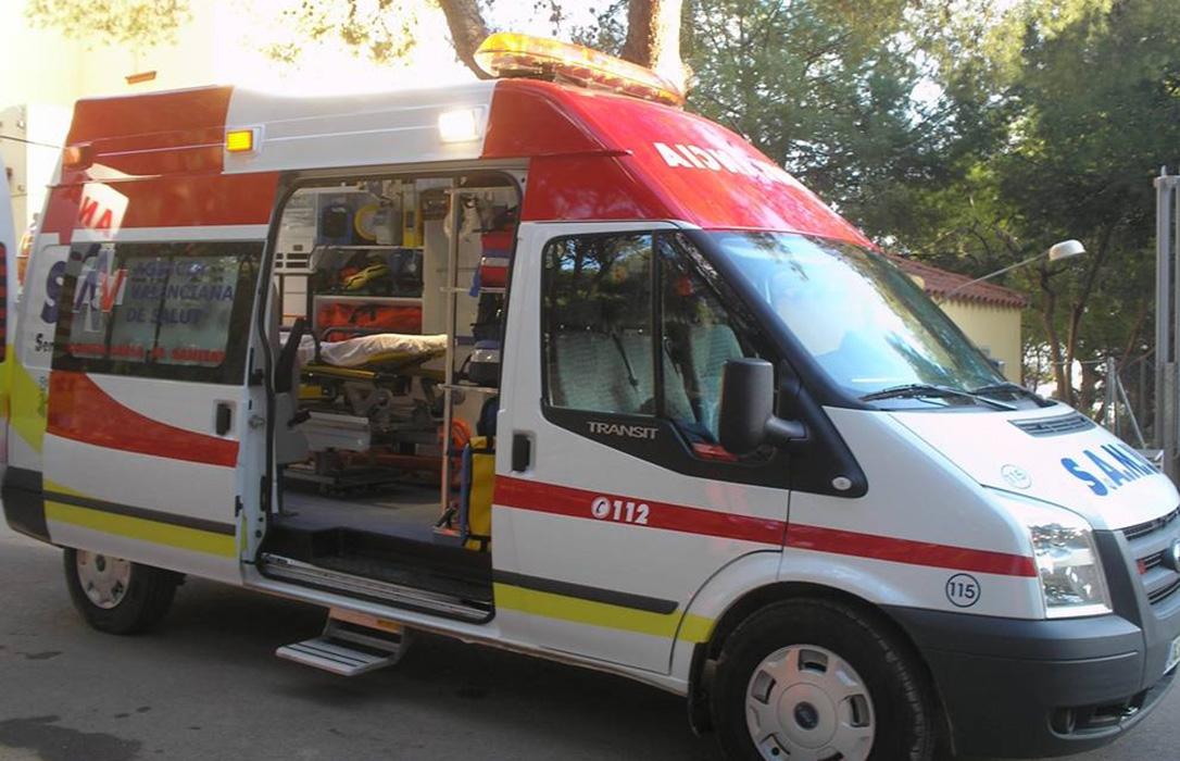 Nuevo accidente en el campo: Un joven de 36 años, herido con policontusiones tras volcar un tractor