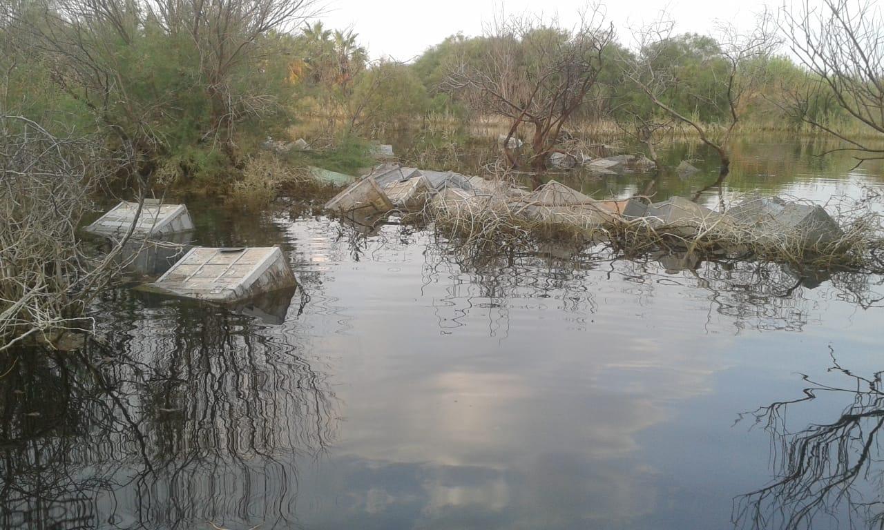 Último mes para solicitar las ayudas de la DANA por daños en infraestructuras agrarias para quienes no tienen seguro