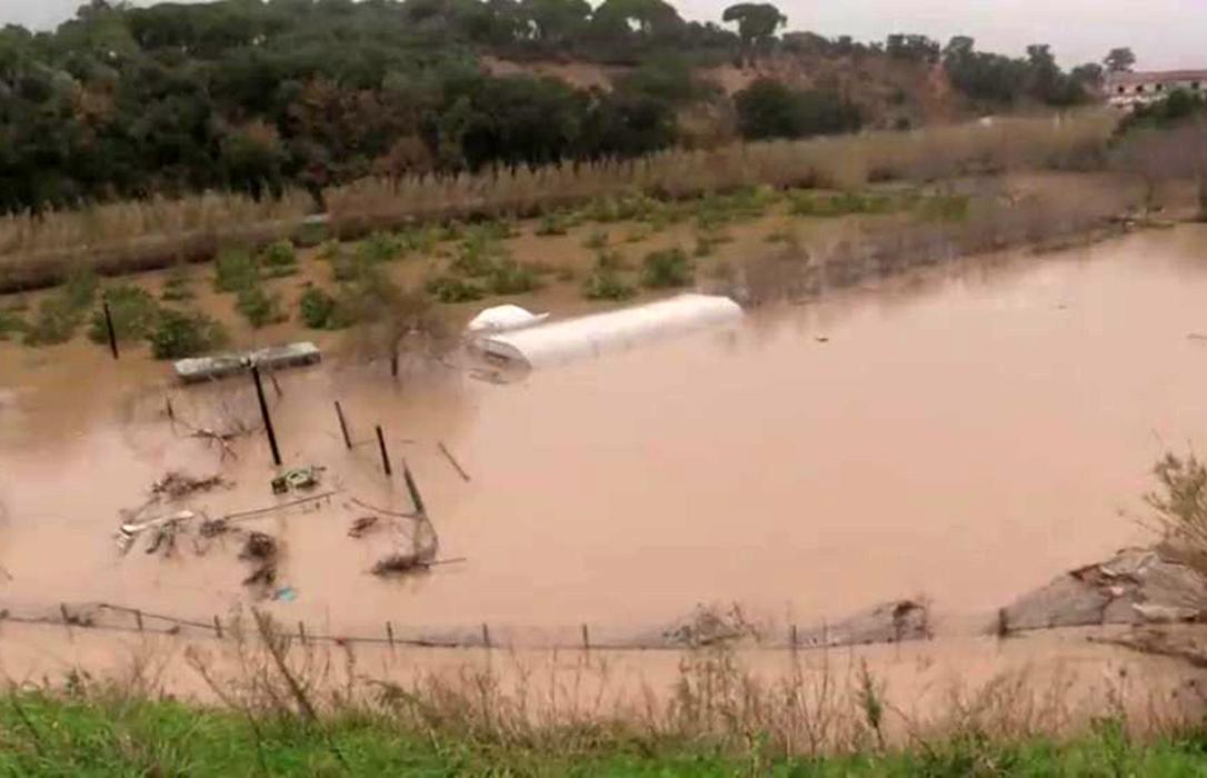 Exigen a la Agencia Catalana del Agua la limpieza urgente de los cauces de los ríos para evitar nuevos desbordes