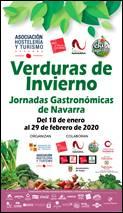 Navarra ensalza sus verduras de invierno