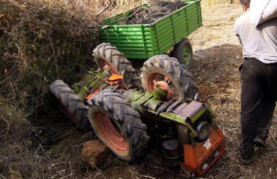 El campo se mueve pero también se muere: Cuatro muertos en accidentes con tractores en una semana