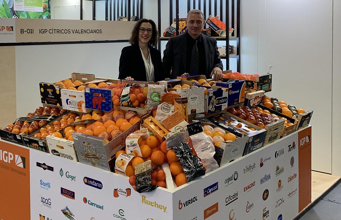 La Europa tradicional se enamora de los Cítricos Valencianos mientras la IGP mira al mercado árabe