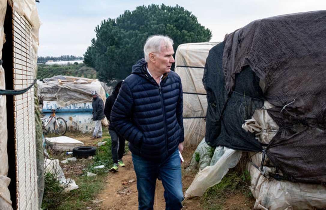 La culpa no es siempre del campo: Conminan al relator de la ONU a no responsabilizarles del problema de los asentamientos