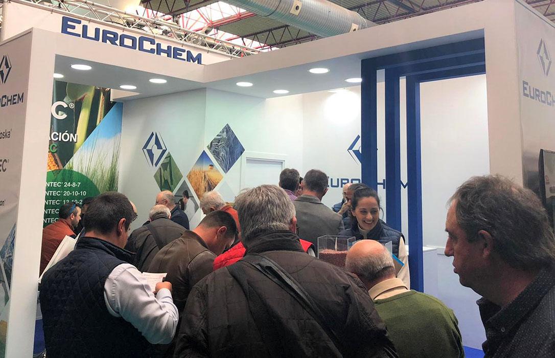 EuroChem Agro Iberia se despide de FIMA hasta el próximo año
