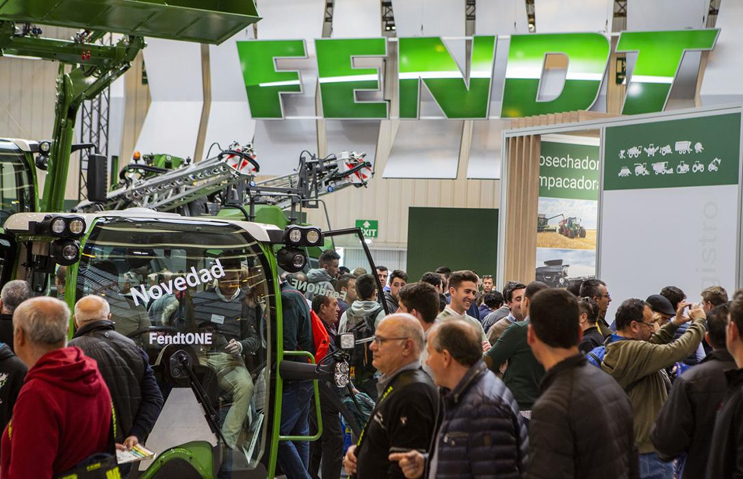 FIMA 2020 fue Fendt con su más amplia oferta de soluciones agrícolas, la tecnología más avanzada y premios